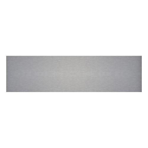 salpicadero inox de cocina 75 cm x 20 cm