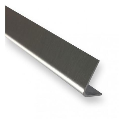 esquinera pulida en el  exterior 15 mm x 15 mm- largo 500mm