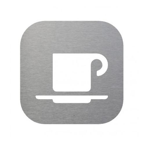 pictograma inox cafetería