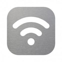 pictograma inox espacio wifi