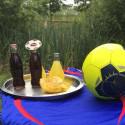 abridor inox balón de fútbol