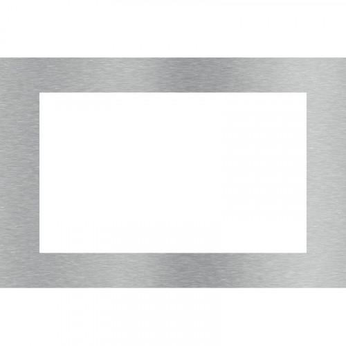 Placa inox satinada 304L