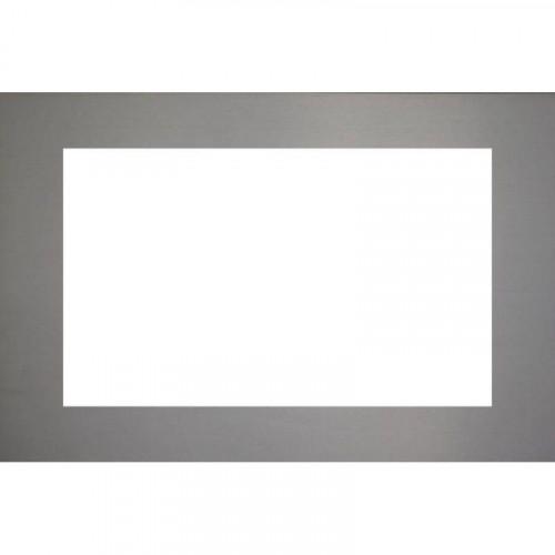 Marco rectangular en inox marino 316L