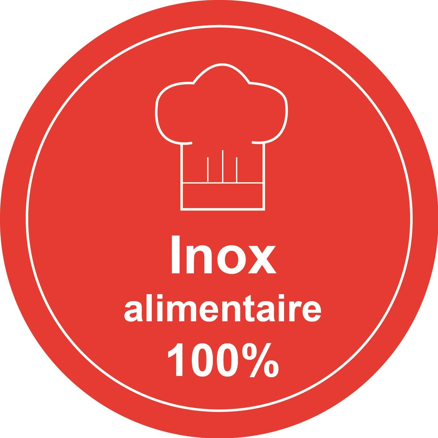 Inox alimentario