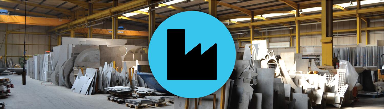 plaque inox en direct usine