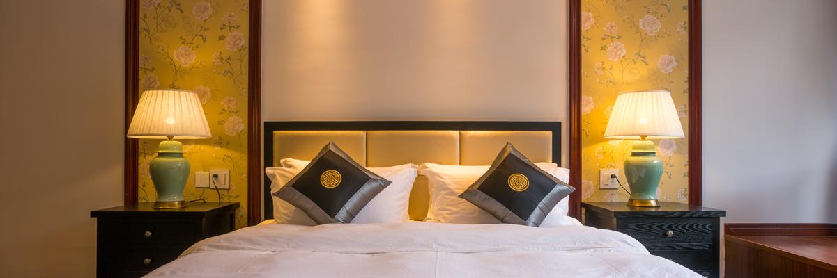 Plaque inox pour hotel résidence de vacances